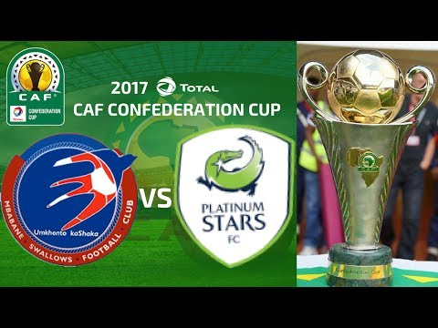 2017 Total CAF Confederation Cup Mbabane Swallows vs. Platinum Stars