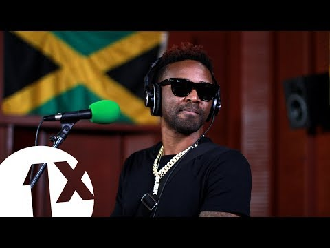 1Xtra in Jamaica - Konshens - Bruk Off Yuh Back
