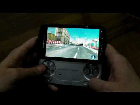Обзор смартфона Sony Ericsson Xperia PLAY от Droider.ru