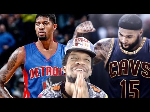 BITTE SEND IHN ZU DEN CAVS! TOP 10 NBA-Spieler, die im Jahr 2017 REAKTION gehandelt werden könnte