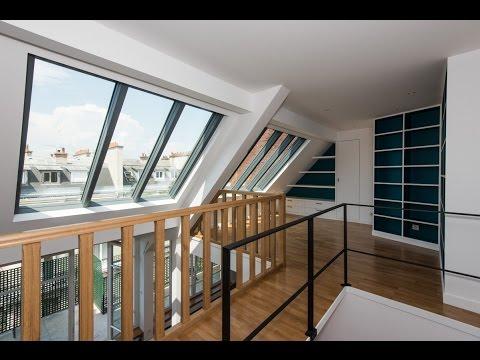 (Ref: 07033) 2-Bedroom unfurnished triplex in Paris 7th arrondissement