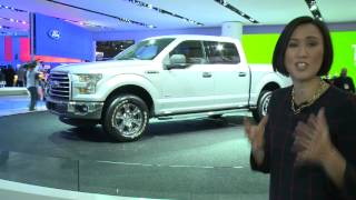 GUIDE TO HOTTEST TRENDS: 2014 DETROIT AUTO SHOW - BBC NEWS
