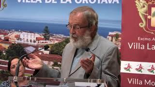 Presentación de dos libros en La Orotava