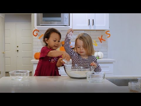 Toddler Thanksgiving: Healthy Cooking for Healthy Holidays | Kaiser Permanente