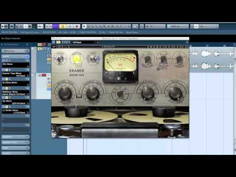 Mixing 201 -- How to re-create 1950s radio voice