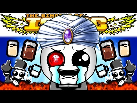 DR. FETUS + CHOCOLATE SOY MILK + TECH X + SPLASH DAMAGE | The Binding of Isaac: Afterbirth Gameplay