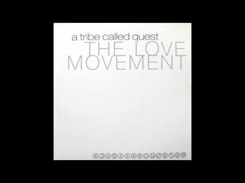 A Tribe Called Quest   The Love Movement   (1998)