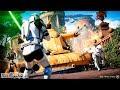 STAR WARS BATTLEFRONT 2 BETA - GAMEPLAY DO MULTIPLAYER