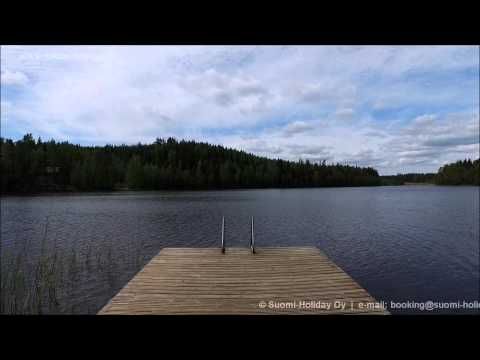 ID 1129 - Villa for rent, Lappeenranta area, Finland