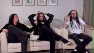 Amazing Korn Interview 2014
