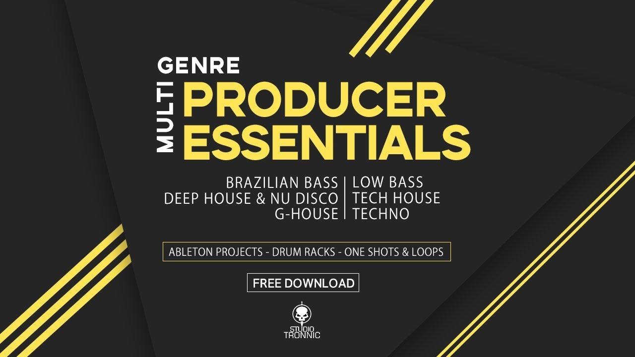 tech house drum samples torrent