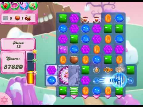 Candy Crush 2528 Mort Duel and Blue Fairy