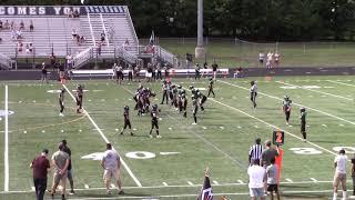 AYFL Eagles vs  AYFL Falcons 24Aug2019