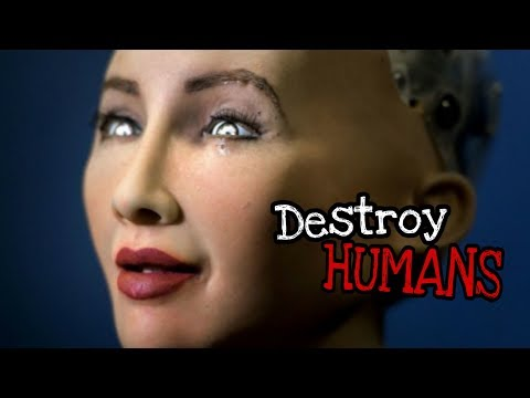 Terrifying Truth About CES 2019 (Very Scary AI + Creepy Robots (Must Watch)