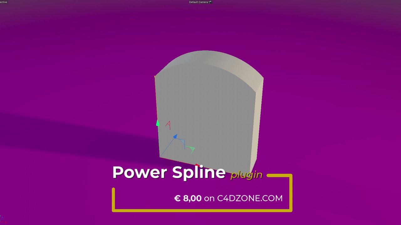 The Power Spline Plugin