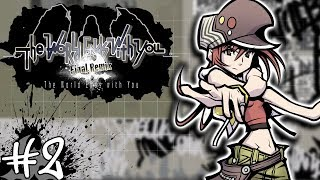 The World Ends With You: Final Remix Part 2 - TFS Plays