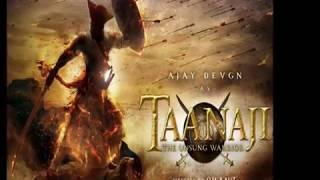 First Look Poster: Presenting Ajay Devgn as Taanaji