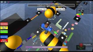 ROBLOX Mega Fun Joel Walkthrough partie 5 (301-350 de stades)