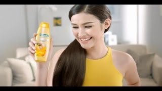 Palmolive Girl Liza Soberano Says NO to Hair Fall