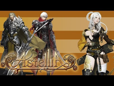 Astellia MMORPG