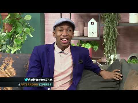 Lasizwe Dambuza   Afternoon Express   9 July 2019