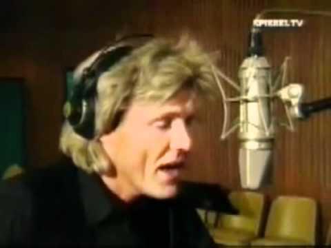 Dieter Bohlen sing - Marvin's Song- LIVE ,1995