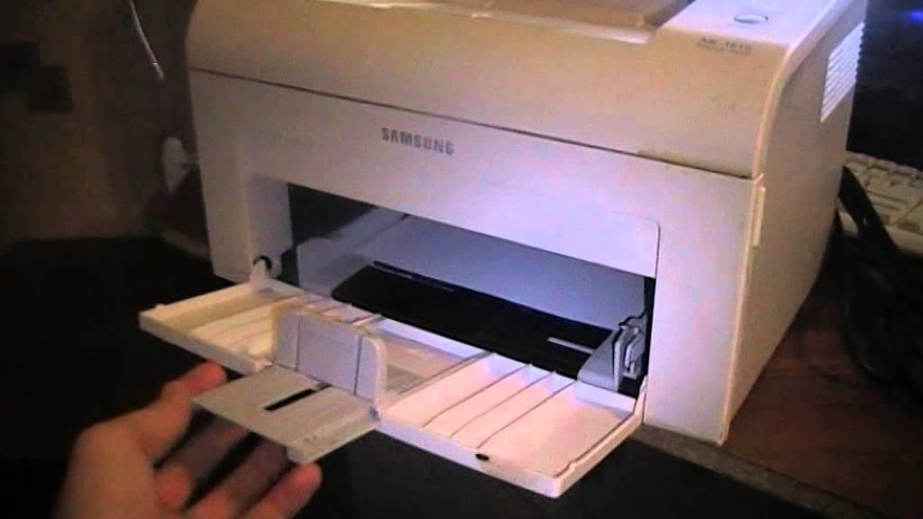 драйвера для принтера samsung ml 1615 драйвер