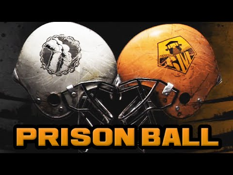 Blitz The League II PRISON BALL! - The Greatest Game in Prison Ball HISTORY!!!