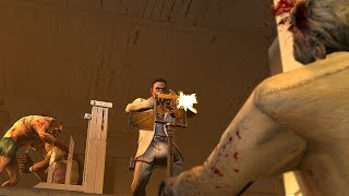 Left 4 Dead 2 Versus Mode Swamp Fever