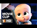 The Boss Baby Movie CLIP How to Say I Love You 2017 Alec Baldwin Movie