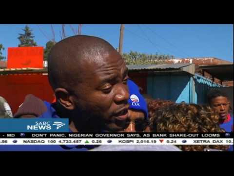 DA has taken its election campaign to Soweto