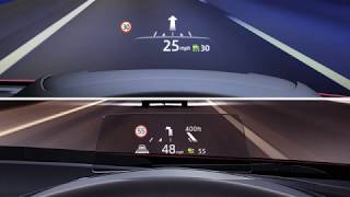 Mazda CX-5 Active Driving Display