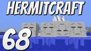 Minecraft :: Hermitcraft #68 - They Dwell in the Basement...