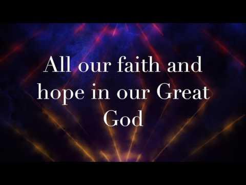 Let The Heavens Open Christina DClario English and SpanishLyrics