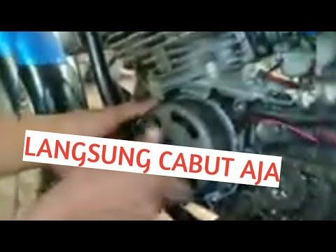 Ganti Spul Jalan Rx Tanpa Treker ( Kunci Magnet )