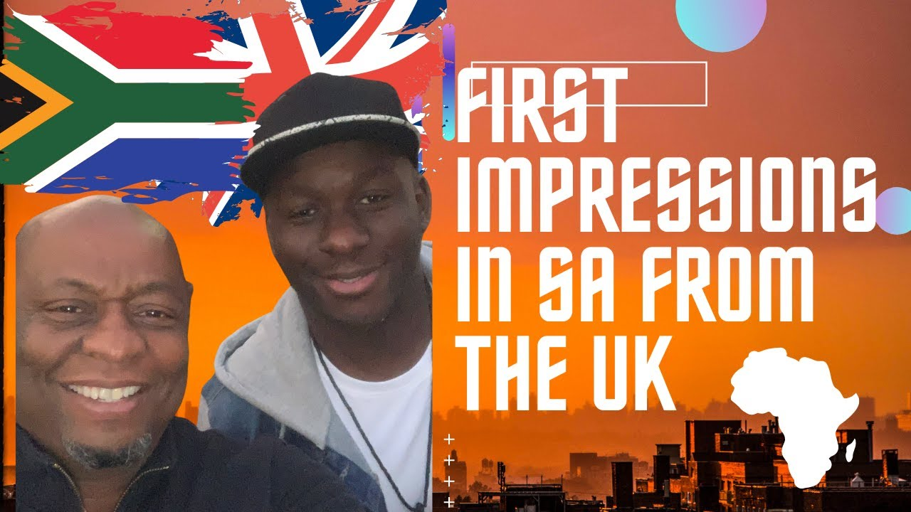 South Africa   First Impressions of The Real South Africa with James from the UK (Bonus Footage)