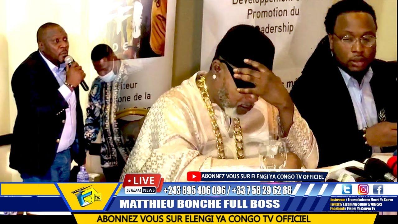 Triste KOFFI OLOMIDE à Fait Pleurer Les Monde Lors De Sa Conférence  KISSIDJORA, NATHY LOKOLE, ADO