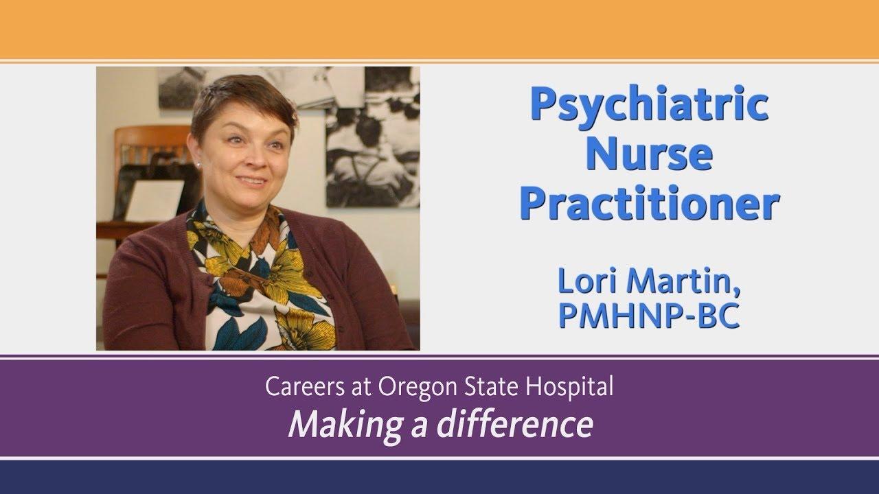 Psychiatric Nurse Practitioner - OSH Museum