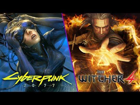 MAJOR CD Projekt RED News - Cyberpunk 2077 Details &... The Witcher 4?!