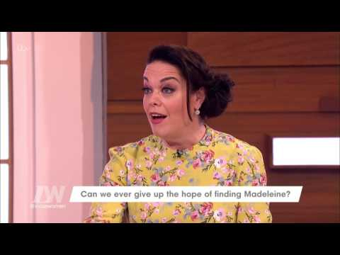 Lisa Talks About Her Madeleine McCann Obsession | Loose Women