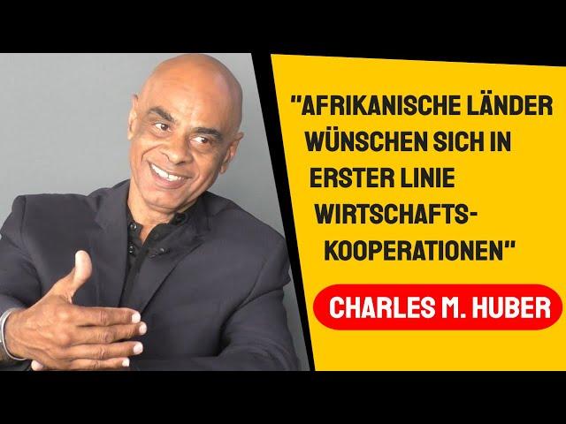 Charles M. Huber:
