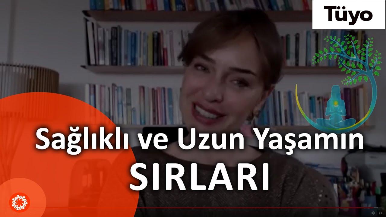 Sağlıklı Ve Uzun Yaşamın Sırları - Ebru Şinik