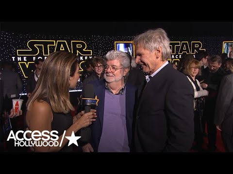 'Star Wars: The Force Awakens' Hollywood Premiere | Access Hollywood