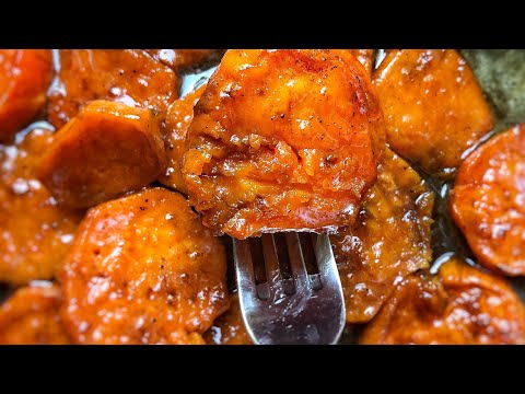 How To Make REAL SOUTHERN CANDIED YAMS!!!