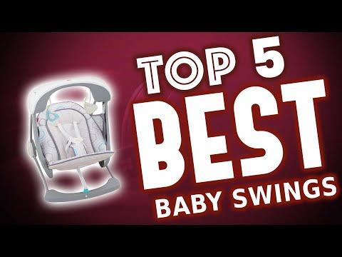 Best Baby Swings 2020 [��Reviews]