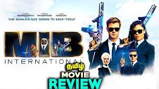 MIB International Movie review in Tamil