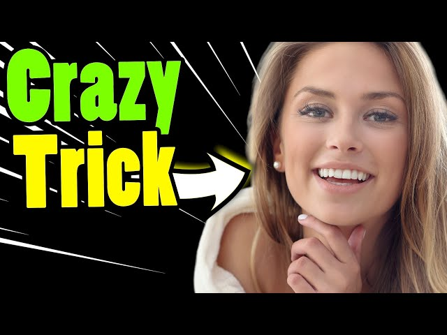 How to Meet Single Girls- Using Just Your Face! A Weird Trick That Works