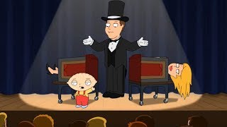 Family Guy   Stewie tells the truth of the magic show