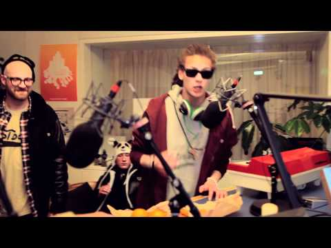 Sukkerlyn, Raske Penge, Kaka, Pato, TopGunn, Klumben - P6 BAS Dancehall Anthem