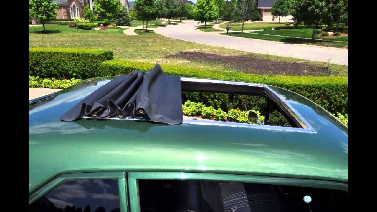 1972 Nova Ss 4 Speed Skyroof Classic Muscle Car For Sale